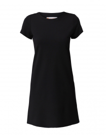 Ella Black Ponte Dress