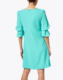 Goat - Gem Mint Green Wool Crepe Dress