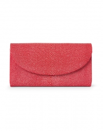 Baby Grande Cherry Red Stingray Clutch