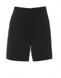 Ryerson Black Crepe Shorts