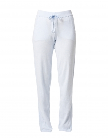 Cristal Blue Cotton Lounge Pant
