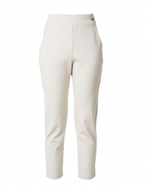 Empoli Platinum Silver Jersey Pull-On Pant