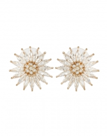 Madeline Crystal Stud Earrings