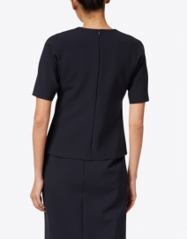 BOSS Hugo Boss - Istroma Navy Ponte Top