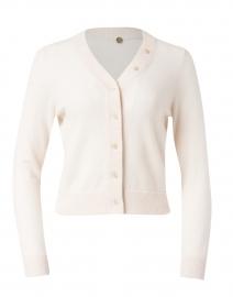 Cream Cashmere Vintage Cardigan