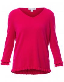 Magenta Cashmere Sweater