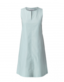 Sage Green Cotton Dress