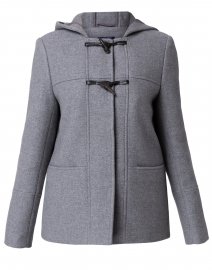 Ste Nolwenn Wool Toggle Coat