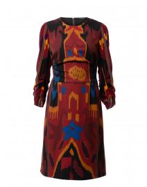 Jasmine Batik Printed Dress