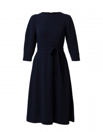 Iris Navy Dress