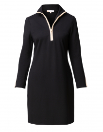 Anna Black Ponte Dress