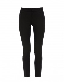 Madison Black Cotton Power Stretch Pant