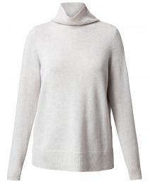 Ice Grey Cashmere Sweater