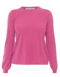 Fuchsia Wool Cashmere Sweater