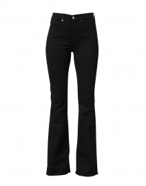 Beverly Onyx Essential High Rise Flare Stretch Denim Jean