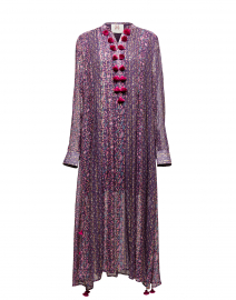 Rumi Purple Kaftan