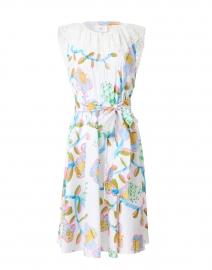 Carmen Floral and Lace Cotton Dress