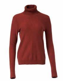 Kressy Brick Red Cashmere Sweater