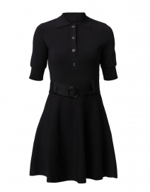 Edgemont Black Knit Dress