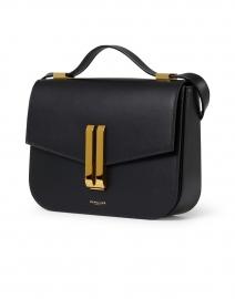 DeMellier - Vancouver Black Leather Crossbody Bag