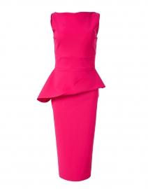 Keleigh Pink Stretch Jersey Dress