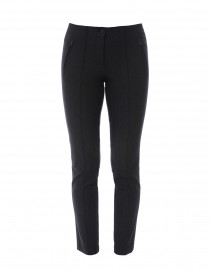 Ros Charcoal High Recovery Stretch Ponte Pant