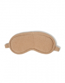 Caramel Cashmere Eye Mask