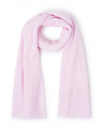 Pink Tourmaline Mini Cashmere Travel Wrap