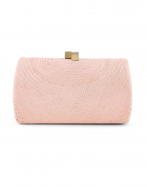 Farah Peach Pink Buntal Bag