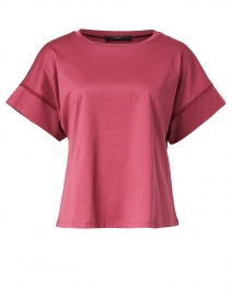 Palma Pink Cotton Top