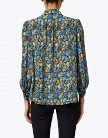 Weekend Max Mara - Edda Multi Floral Silk Blouse