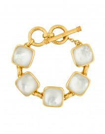 Catalina Iridescent Crystal Stone Bracelet