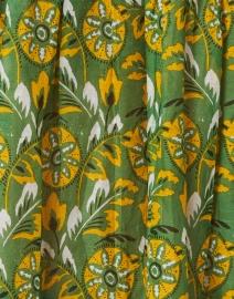 Roller Rabbit - Jardana Green and Yellow Lemon Zanna Print Tunic