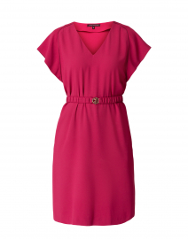 Rozalia Fuchsia Pink Dress