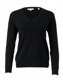 Weekend Black Cashmere Sweater