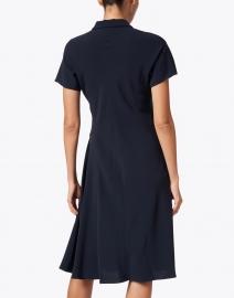 Aspesi - Navy Polo Midi Dress