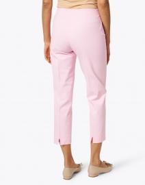 Piazza Sempione - Audrey Light Pink Stretch Cotton Pant