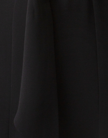 Shoshanna - Esmeralda Black Stretch Crepe Dress