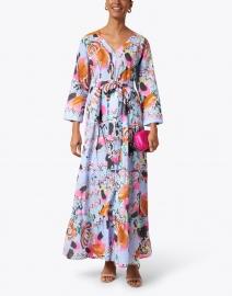 Soler - Capri ZigZag Printed Cotton Dress