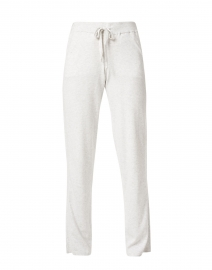 Light Beige Cotton Lounge Pant