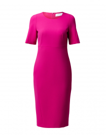Dalune Magenta Sheath Dress