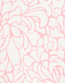Connie Roberson - Rita Pink Magnolia Linen Jacket