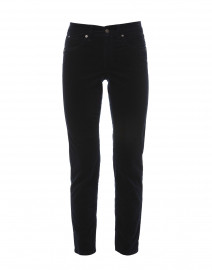 Pina Navy Courdoroy Stretch Jean
