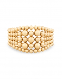 MultiPerla Gold Cuff