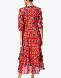 Banjanan - Bazaar Shibori Cotton Voile Maxi Dress