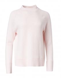 Petal Pink Cotton Cashmere Sweater