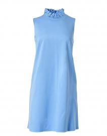 Avery Periwinkle Ruffle Dress