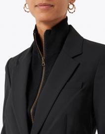 Veronica Beard - Uptown Essential Black Cashmere Dickey