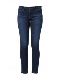 Prima Dark Blue Cigarette Ankle Jean