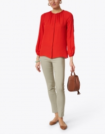 Elliott Lauren - Thyme Control Stretch Pull On Ankle Pant